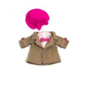 Miniland Clothing Autumn hat set, 32 cm