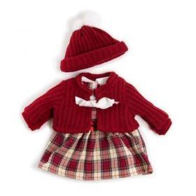 Miniland Clothing Winter dress set, 38-42 cm