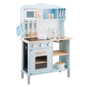 Kitchenette - Modern Blue