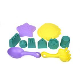 Shell Beach Sand Set 10Pcs