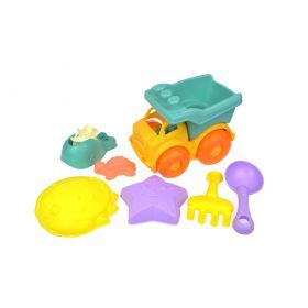 Truck Beach Sand Set 7Pcs