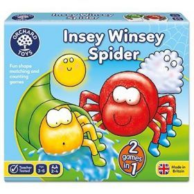 Orchard Game - Insey Winsey Spider