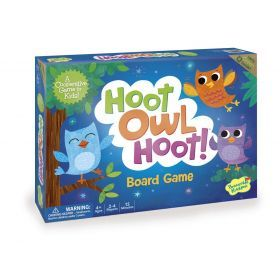 Hoot Owl Hoot Cooperative game from Peaceable Kingdom - Australia