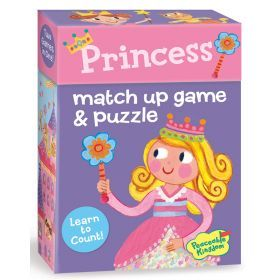 Peaceable Kingdom - Match Up Games