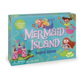 Peaceable Kingdom - Board Game - Mermaid Island