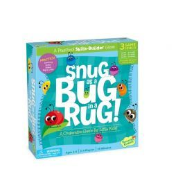 Peaceable Kingdom - Board Game - Snug as a Bug