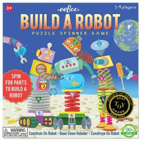 eeBoo Spinner Game Robot