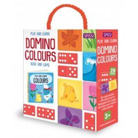 Sassi Games - Domino Colours