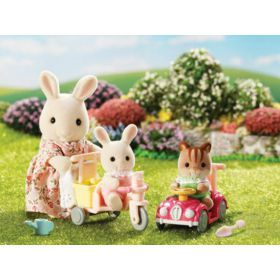 Sylvanian Families - Babies Ride and Play