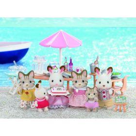 Sylvanian Families - Seaside Birthday Party