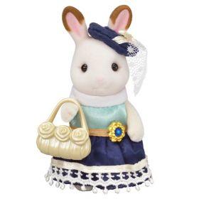 Sylvanian Families - Town Girl Series - Chocolate Rabbit - Stella