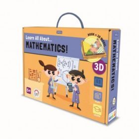 Sassi - Book & Model Set - Learn all about Maths