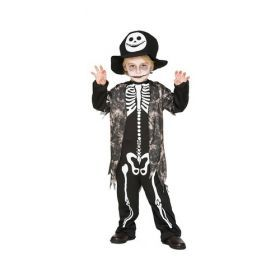 Halloween Costumes - SPOOKY SKELETON-4-6 years