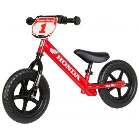 "STRIDER 12"" Custom HONDA balance bike"