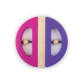 Tegu -Swivel Bug - Pink & Purple