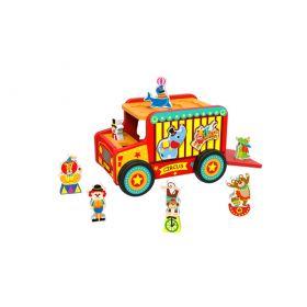 Circus Safari Jeep
