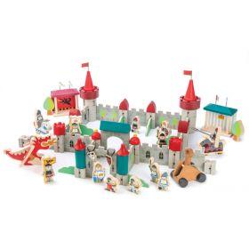 Tender Leaf Royal Castle Building Set