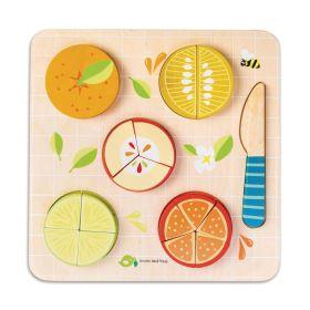 Citrus Fractions Puzzle