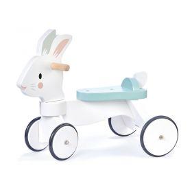 Running Rabbit Wooden Ride On