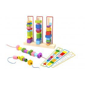 Maze Bead Game Box