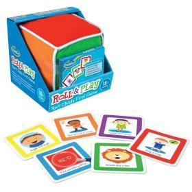 ThinkFun - Roll & Play Game For Toddlers