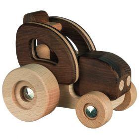 Goki Wooden Nature Tractor