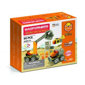 MAGFORMERS Amazing Construction Set
