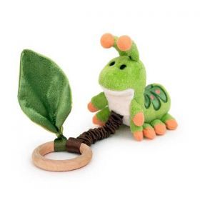 Crawling Critter Teething Toy - Caterpillar