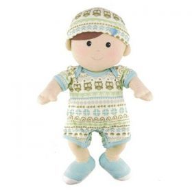 Apple Park | Organic Toddler Doll - Boy
