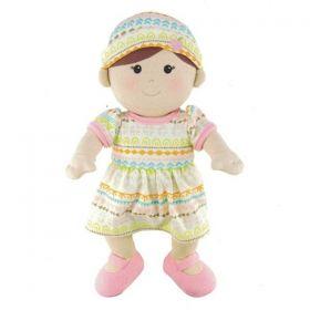 Apple Park | Organic Toddler Doll - Girl