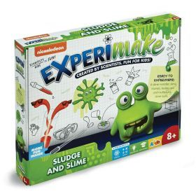 Addo Nickelodeon - Sludge and Slime Experimake