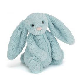 Jellycat Bashful Bunny Aqua