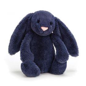 Jellycat Bashful Bunny Navy Blue