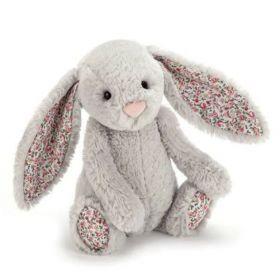Jellycat Blossum Silver Bashful Bunny