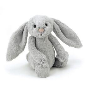 Jellycat Grey Bashful Bunny