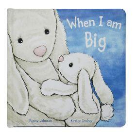Jellycat When I Am Big - Bashful Bunny Book