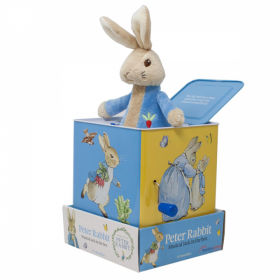 Peter Rabbit Jack In A Box
