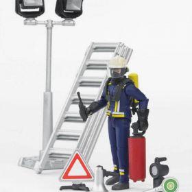 Bruder Fire Brigade Figures