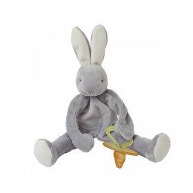 Bunnies By The Bay Silly Buddy Grady Bunny Grey