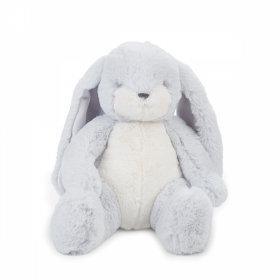 Bunnies By The Bay Little Nibble Bunny Grey Medium