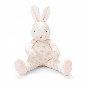 Bunnies By The Bay Big Buddy Blossom Polka Dot Pink