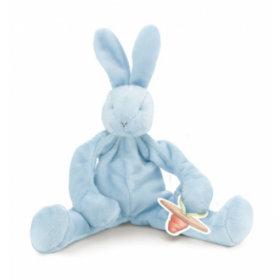 Bunnies By The Bay Silly Buddy Bud Bunny Blue