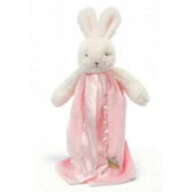 Bunnies By The Bay Bye Bye Buddy: Blossom Bunny Pink