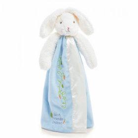 Bunnies By The Bay Buddy Blanket Bunny Blue 40Cm