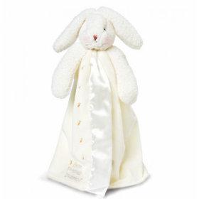 Bunnies By The Bay Buddy Blanket Bunny White 40Cm