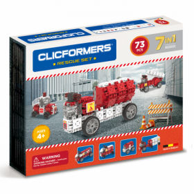 Clicformers Rescue Set
