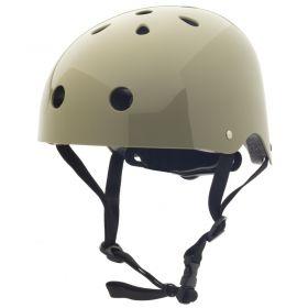 Trybike Vintage Green Helmet