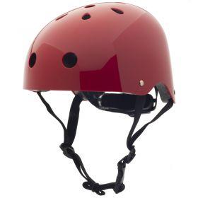 Trybike Vintage Red Helmet