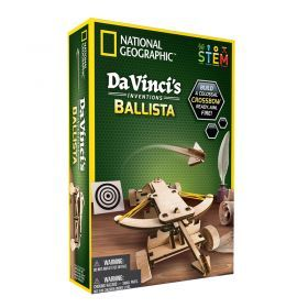 Da Vincis Inventions Ballista