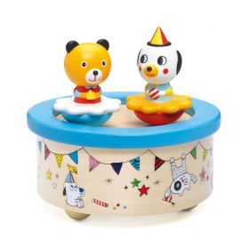 Djeco Flower Melody Musical Box